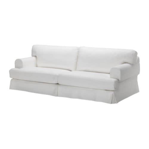 HOVÅS Sofa IKEA Easy to keep clean with a removable,machine washable cover.