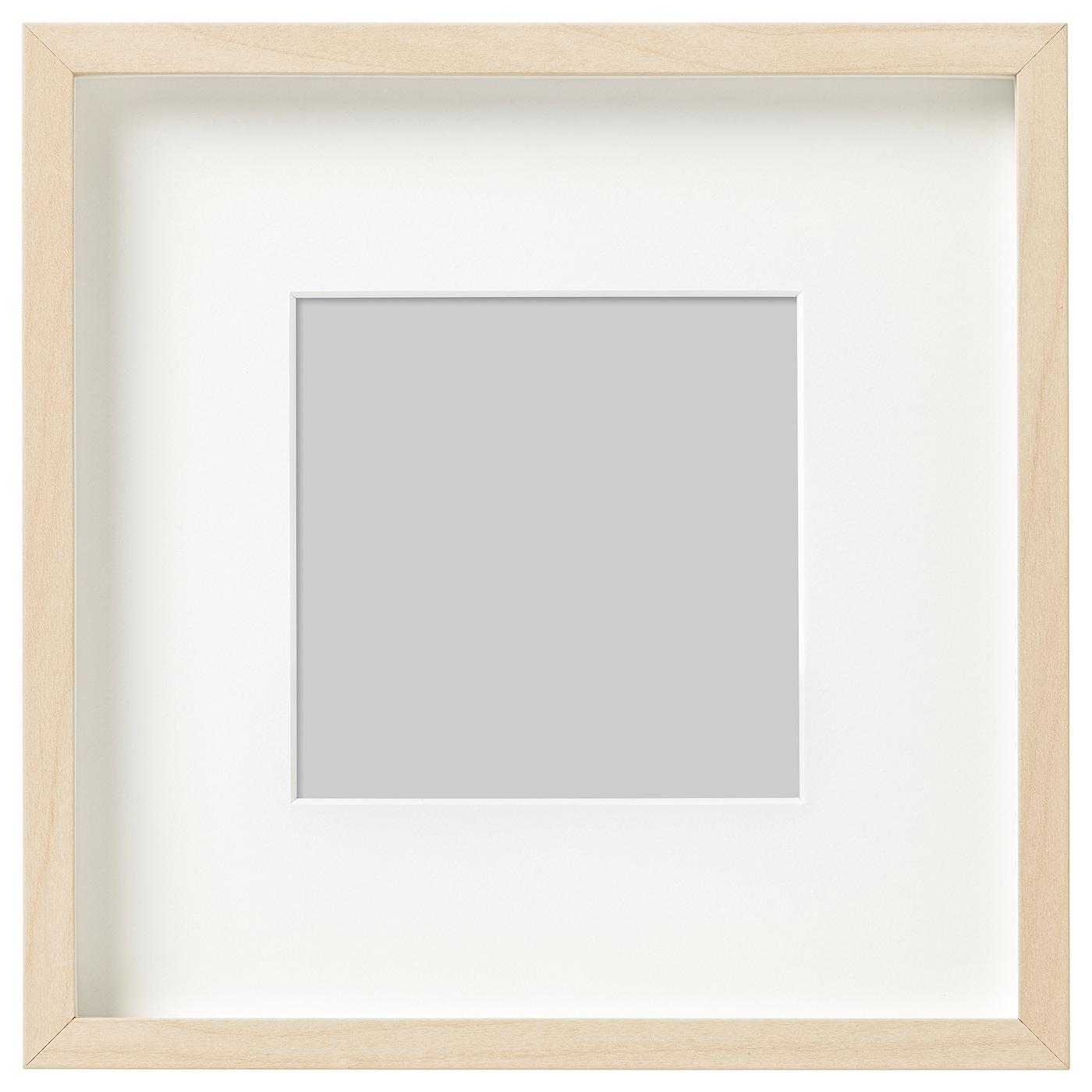 HOVSTA - Frame, birch effect birch