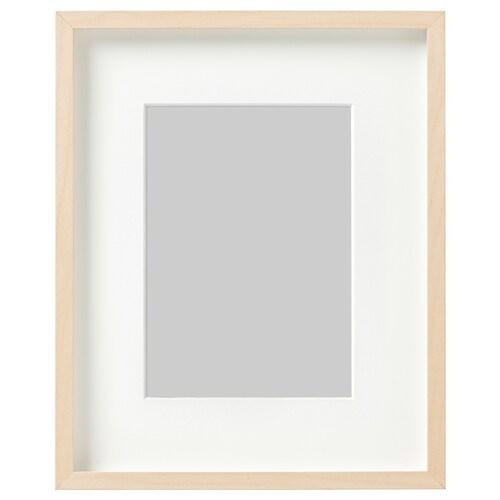 "HOVSTA frame birch effect 8 "" 10 "" 5 "" 7 "" 4 ¾ "" 6 ¾ "" 8 ¾ "" 10 ¾ """