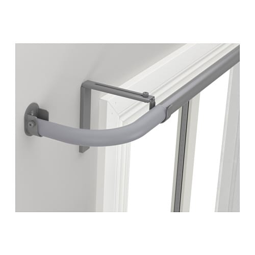 Hugad Curtain Rod Combination Bay Window Ikea