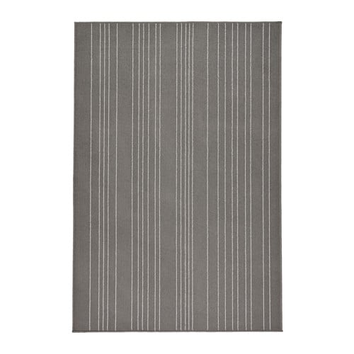 HULSIG Rug, low pile IKEA Durable, stain resistant and easy to care ...
