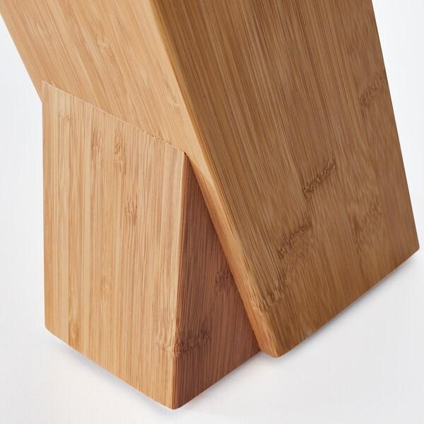 IKEA HYVLA Knife block