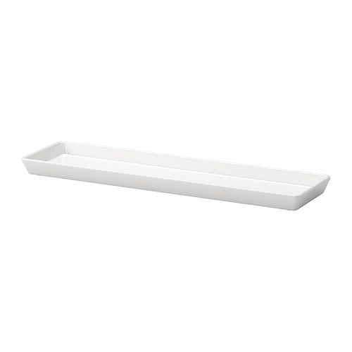 IDEAL Candle dish IKEA Soft feet stabilizes the candle holder and protects the underlying surface.