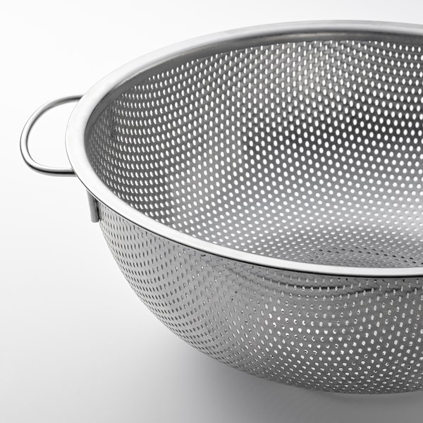 IDEALISK Colander, stainless steel