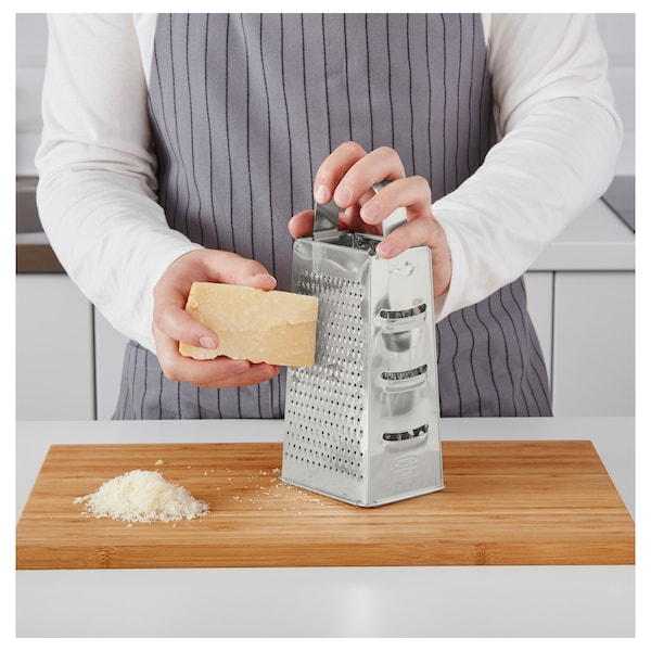 Amco stainless steel  cheese grater