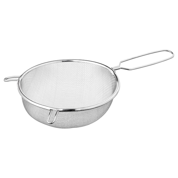 IDEALISK Strainer, stainless steel, 7 ¾ ""