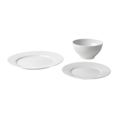IKEA 365 18 Piece Dinnerware Set IKEA