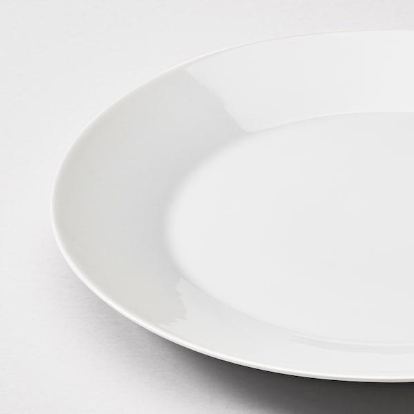 IKEA 365+ 18-piece dinnerware set, white