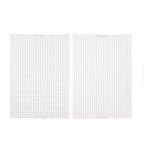 IKEA 365+ Dish towel, white