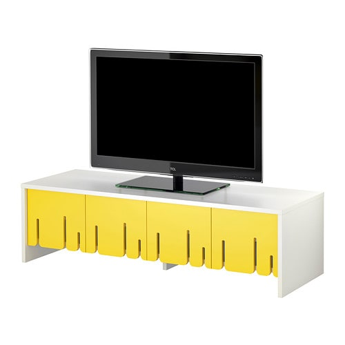Meuble Tv Jaune Ikea Mtc Pictures to pin on Pinterest