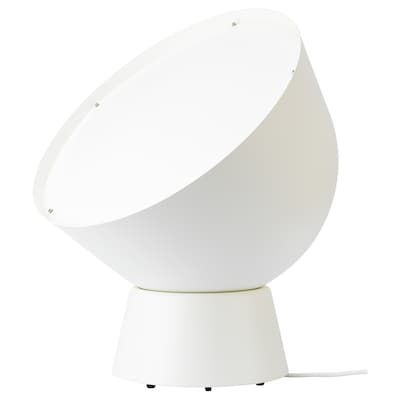 """IKEA PS 2017 floor lamp with LED bulb white 22 """" 10 """" 18 """" 8 ' 2 """""""