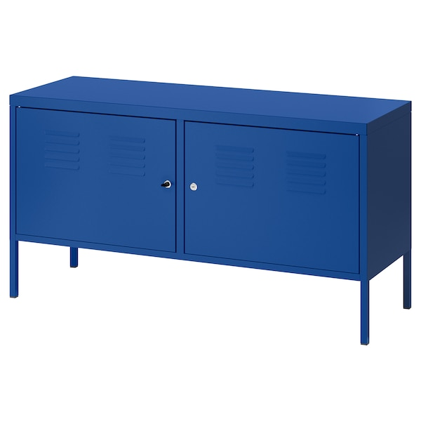 "IKEA PS Cabinet, blue, 46 7/8x24 3/4 """