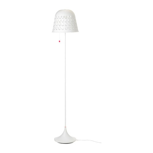 IKEA PS 2014 Floor lamp IKEA It's easy to switch between functional light for reading and decorative mood light just by tilting the lamp shade.