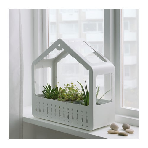 IKEA PS 2014 Greenhouse IKEA The greenhouse can hang on the wall or rest on  a