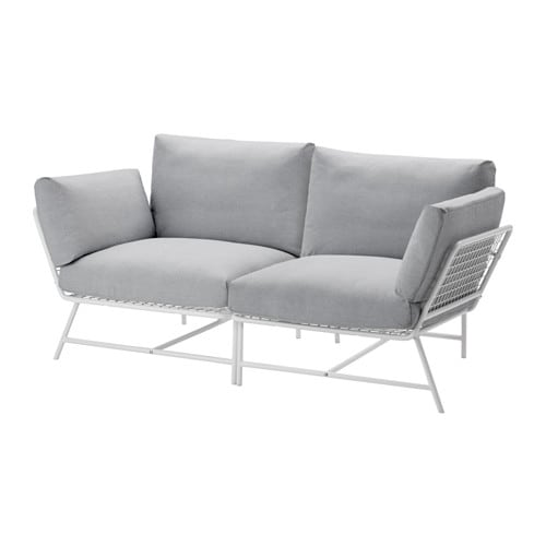 Ikea ps 2017 loveseat ikea Small white loveseat