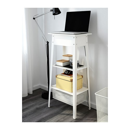 Standing Desk For Laptop Expandable Computer Desk