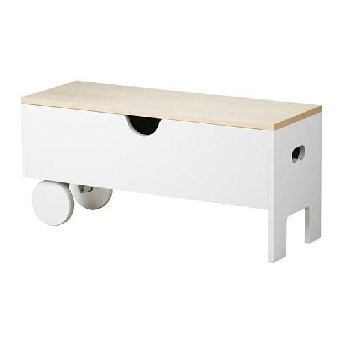 Ikea ps 1995 storage bench ikea for Cassapanca contenitore ikea