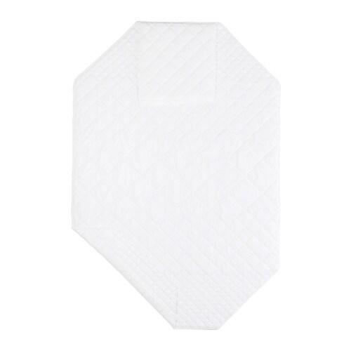 IKEA PS 2017 Travel blanket/pillow, white