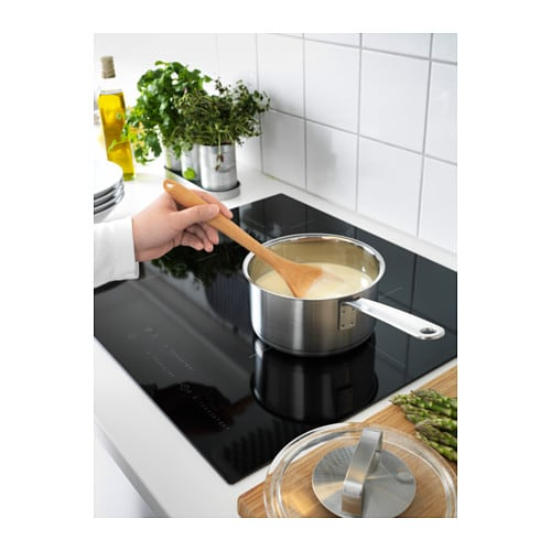 IKEA 365+ Saucepan with lid IKEA 15-year Limited Warranty.   Read about the terms in the Limited Warranty brochure.