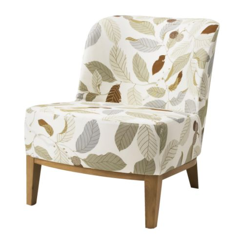 IKEA STOCKHOLM Easy chair IKEA Easy to keep clean with removable, dry clean only cover.