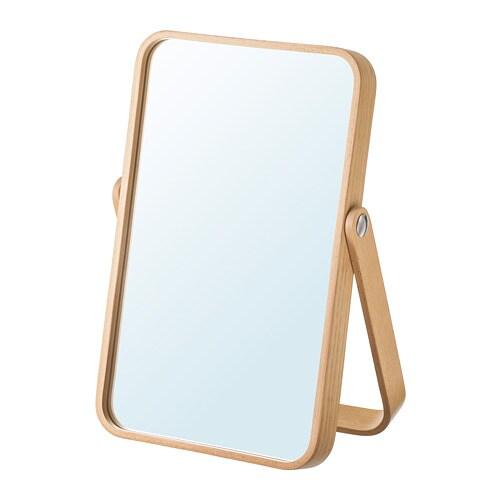 IKORNNES   Table Mirror, Ash