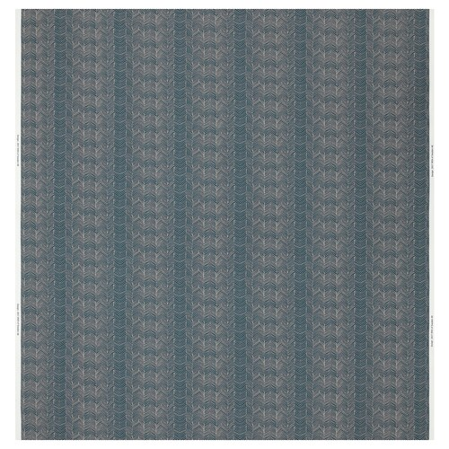 "ILDRID fabric blue/beige 0.75 oz/sq ft 59 "" 2 "" 16.15 sq feet"