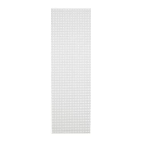INGAMAJ Panel curtain IKEA A panel curtain is ideal to use in a layered window solution, to divide rooms or to cover open storage solutions.
