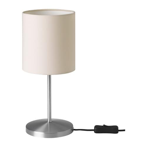 Ingared Table Lamp With Led Bulb Ikea
