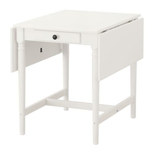 Ingatorp Drop Leaf Table Ikea
