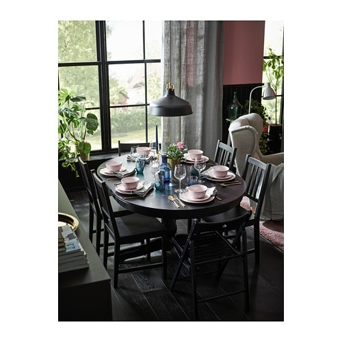 INGATORP Extendable table IKEA It's quick and easy to change the size of the table to suit your different needs.