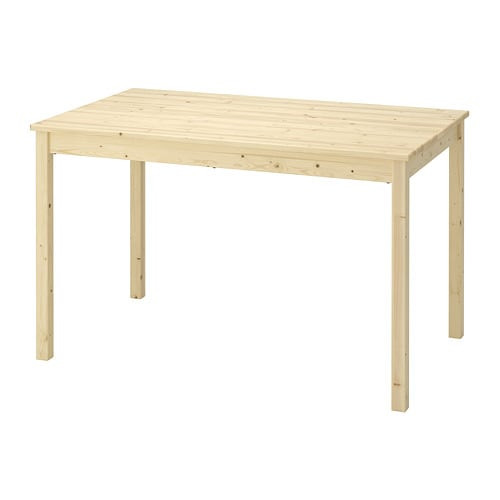 Coffee Table Desk.Ingo Table Pine