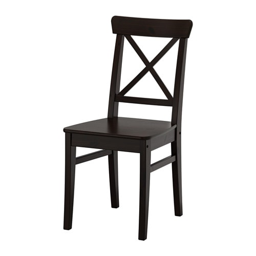 black furniture ikea. ingolf chair ikea you sit comfortably thanks to the high back solid wood is a black furniture ikea k