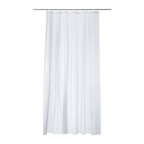 innaren shower curtain ikea can be easily cut to the desired length