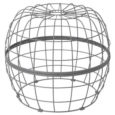 "INNERSKÄR Pouffe frame, indoor/outdoor, 18 7/8 """