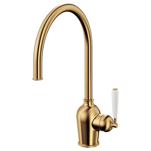 Kitchen faucet INSJÖN brass color