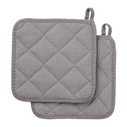 IRIS pot holder, gray