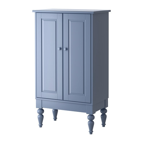 Blue Cabinets Fascinating Of IKEA Blue Isala Cabinet Pictures