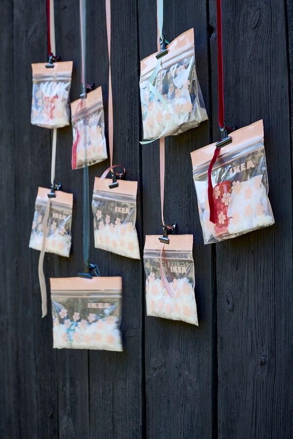 ISTAD Resealable bag, 10 oz
