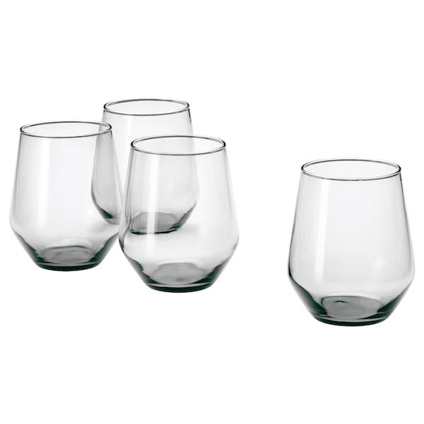 IVRIG Glass, gray, 15 oz