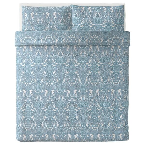 IKEA JÄTTEVALLMO Duvet cover and pillowcase(s)