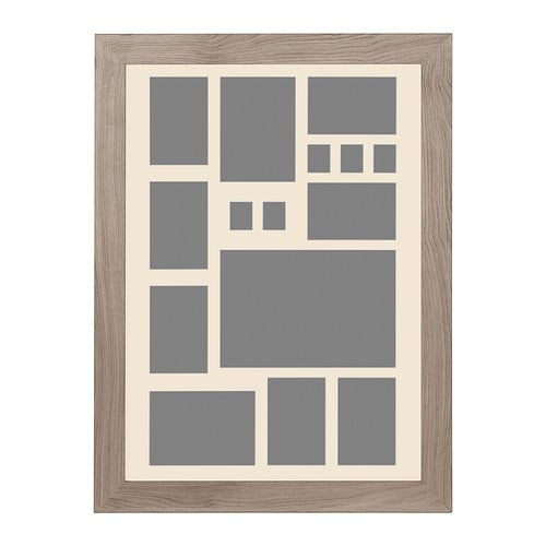 j llvik collage frame for 15 photos ikea. Black Bedroom Furniture Sets. Home Design Ideas