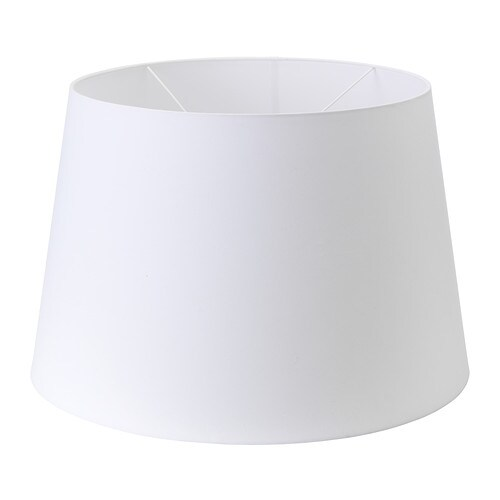 j ra pendant lamp shade white 22 ikea. Black Bedroom Furniture Sets. Home Design Ideas