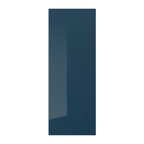 Jarsta Door High Gloss Black Blue