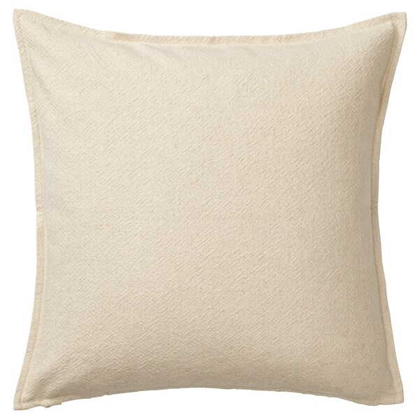 JOFRID Cushion cover, natural, 26x26 ""