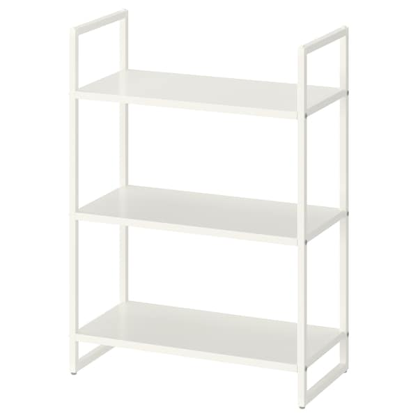 JONAXEL Shelf unit, white, 9 7/8x20 1/8x27 1/2 ""