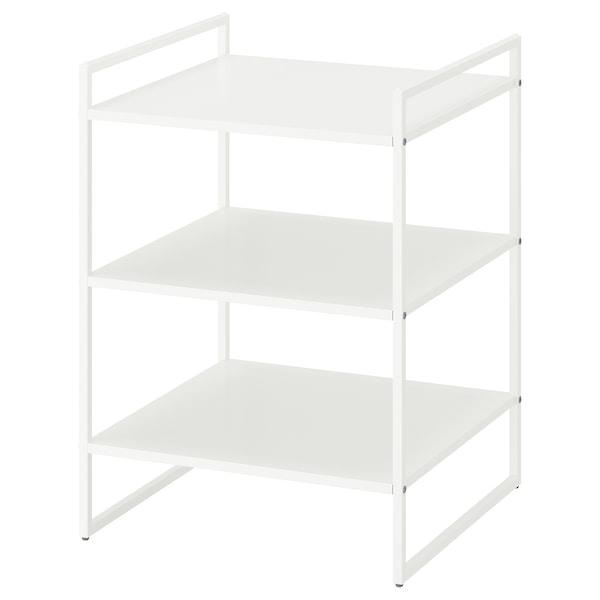 """JONAXEL Shelf unit, white, 19 5/8x20 1/8x27 1/2 """""""