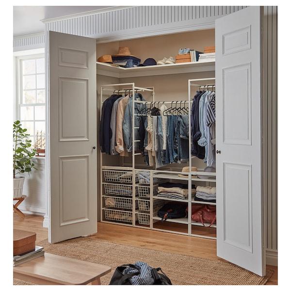 "JONAXEL Wardrobe combination, white, 68 1/8x20 1/8x68 1/8 """