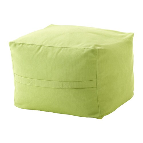 jordbro beanbag edum green yellow ikea. Black Bedroom Furniture Sets. Home Design Ideas