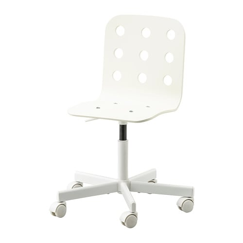 Delicieux JULES Childu0027s Desk Chair   Blue/white   IKEA
