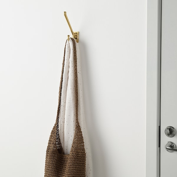 KÄMPIG Hook, brass color